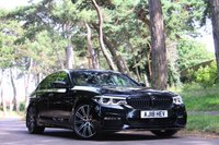 2018 BMW 5 SERIES 3.0 540I XDRIVE M SPORT 4d AUTO 335 BHP £33495.00