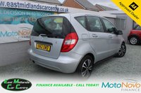 USED 2012 12 MERCEDES-BENZ A CLASS 1.5 A160 CLASSIC SE 5d AUTO 95 BHP PETROL SILVER GENUINE CAR WITH GOOD SERVICE HISTORY AND DRIVES PERFECT