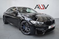 USED 2016 BMW M4 3.0 M4 COMPETITION PACKAGE 2d AUTO 444 BHP