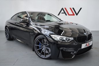 2016 BMW M4 3.0 M4 COMPETITION PACKAGE 2d AUTO 444 BHP