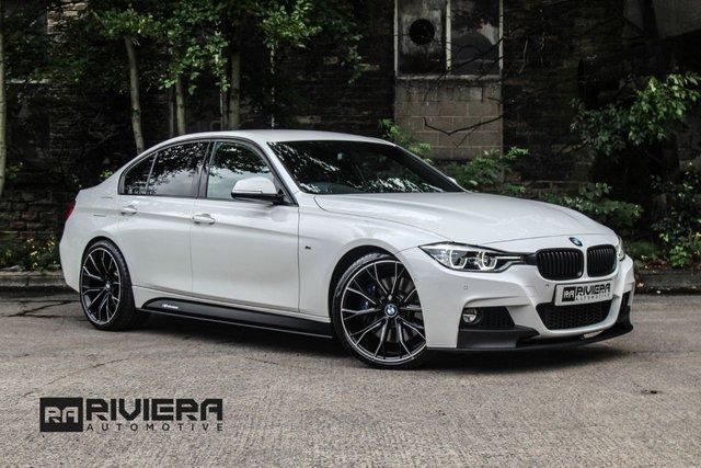 2016 16 BMW 3 SERIES BMW 335D X-DRIVE SALOON AUTO 309BHP