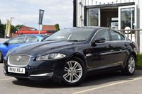 2011 JAGUAR XF XF 2.2d LUXURY 4DR AUTO £8650.00