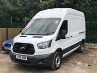 USED 2016 66 FORD TRANSIT 2.0 350 L3 H3 P/V DRW 1d 129 BHP All Vehicles with minimum 6 months Warranty, Van Ninja Health Check and cannot be beaten on price!