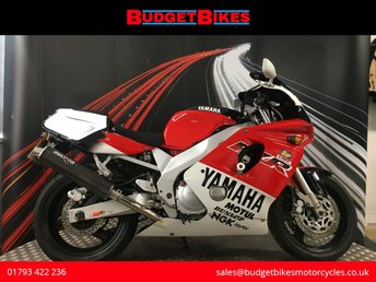 View our YAMAHA FZR600
