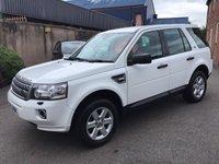 2014 LAND ROVER FREELANDER 2.2 SD4 GS 5d AUTO 190 BHP £12995.00