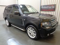2012 LAND ROVER RANGE ROVER 4.4 TDV8 WESTMINSTER 5d AUTO 313 BHP £19995.00