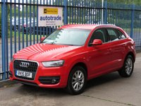 USED 2015 15 AUDI Q3 2.0 TDI SE 5d 138 BHP Service History,Great Economy & Performance