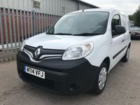 USED 2014 14 RENAULT KANGOO 1.5 DCI ML19 ENERGY PHASE 2 **NO VAT**GREAT VALUE**