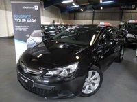 2012 VAUXHALL ASTRA 1.4 GTC SPORT S/S 3d 138 BHP £4990.00