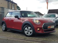 2014 MINI HATCH ONE 1.5 ONE D 3d 94 BHP £6195.00