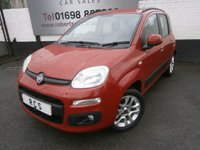 USED 2012 12 FIAT PANDA 1.2 LOUNGE 5dr LOW INSURANCE & £30 ROAD TAX