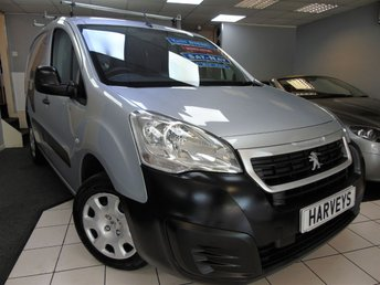 View our PEUGEOT PARTNER 1.6 HDI PROFESSIONAL