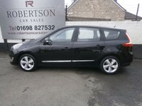 USED 2012 62 RENAULT GRAND SCENIC 1.5 DYNAMIQUE TOMTOM DCI 5dr 7 SEATER & SAT-NAV