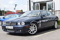 2007 JAGUAR XJ 2.7 SOVEREIGN V6 4d AUTO 204 BHP £7495.00