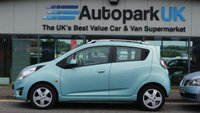 USED 2012 12 CHEVROLET SPARK 1.2 LT 5d 80 BHP 0% FINANCE AVAILABLE ON THIS CAR - ENDS 31ST AUGUST! DON'T MISS OUT!!