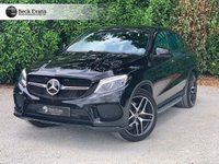 USED 2018 18 MERCEDES-BENZ GLE-CLASS GLE COUPE 350 D AMG LINE PREMIUM PLUS