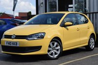 USED 2010 10 VOLKSWAGEN POLO 1.4 SE DSG 5d AUTO 85 BHP STUNNING CAR WITH VERY LOW MILEAGE