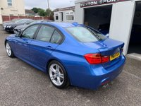 USED 2014 64 BMW 3 SERIES 3.0 330d M Sport Sport Auto (s/s) 4dr STUNNING EXAMPLE