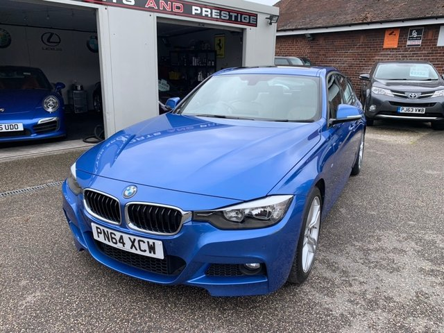 BMW 3 SERIES at Euxton Sports and Prestige