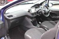 USED 2012 62 PEUGEOT 208 1.4 VTi Active Hatchback 3dr Petrol Manual (129 g/km, 95 bhp) SATNAV-BLUETOOTH-A/C 16'ALLOYS