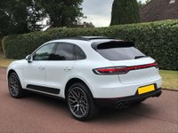 USED 2019 19 PORSCHE MACAN 3.0 V6 S PDK 4WD (s/s) 5dr PANROOF-CHRONO PACK-REV CAM