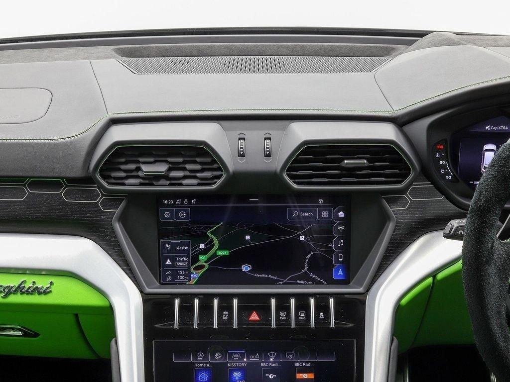 2019 Lamborghini Urus 4 0 V8 Biturbo Auto 4wd 5dr
