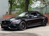 USED 2016 66 MERCEDES-BENZ C CLASS 4.0 C63 V8 BiTurbo AMG S (Premium) SpdS MCT (s/s) 2dr NOW SOLD!!