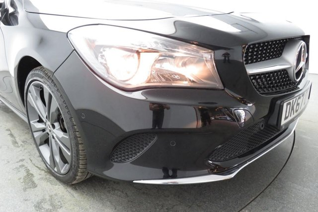 MERCEDES-BENZ CLA at Georgesons