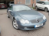 2004 MERCEDES-BENZ SL