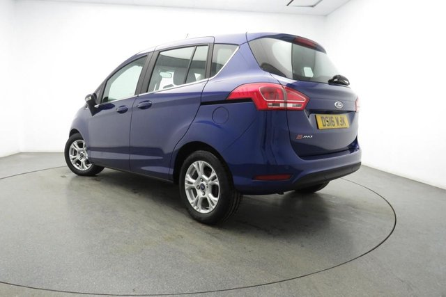 FORD B-MAX at Georgesons