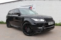 USED 2015 15 LAND ROVER RANGE ROVER SPORT 5.0 V8 AUTOBIOGRAPHY DYNAMIC S/C 5d AUTO 510 BHP