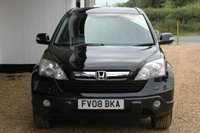USED 2008 08 HONDA CR-V 2.2 I-CTDI EX 5d 139 BHP A well kept and maintained Honda CR-V with fab spec and the RAC Warranty