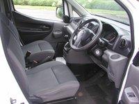 USED 2015 65 NISSAN NV200 1.5 DCI ACENTA 90 BHP VAN - SOLD 38000 miles, Twin Side Doors, Reverse Camera