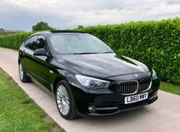 USED 2011 60 BMW 5 SERIES 3.0 535D SE GRAN TURISMO AUTO 295 BHP, STUNNING, 6 SERVICES, PRO NAV 5 CAMERAS, SUPER HIGH SPEC