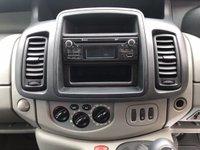 USED 2014 64 VAUXHALL VIVARO 2.0 2900 CDTI SWB DOUBLE CAB 115 BHP