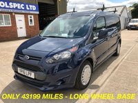 USED 2016 16 FORD TRANSIT CONNECT 1.5 210 L2 LWB 75 BHP [EURO 6]