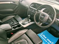 USED 2010 AUDI A5 2.0 TFSI QUATTRO S LINE 3d AUTO 208 BHP 2010 Audi A5 2.0T FSI Quattro S Line 2dr S Tronic ****FINANCE AVAILABLE**** £59 PER WEEK .