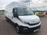 USED 2017 17 IVECO DAILY 2.3 35S14V 1d 135 BHP  COACH BUILT HORSE BOX