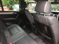 USED 2013 13 BMW X3 2.0 XDRIVE20D M SPORT AUTO,.BLUETOOTH, FSH BluePerformance M Sport