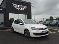 USED 2012 12 VOLKSWAGEN GOLF 2.0 GTD TDI 5d 170 BHP MOT, WARRANTY AND SERVICE INCLUDED FSH