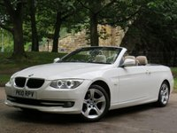 2010 BMW 3 SERIES 2.0 320I SE 2d 168 BHP £6777.00