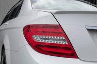 USED 2012 62 MERCEDES-BENZ C CLASS C CLASS AMG SPORT PLUS AUTO, LOW MILEAGE, HALF LEATHER, PARKING SENSORS,BLUETOOTH & MORE