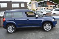 USED 2016 16 SKODA YETI 2.0 OUTDOOR SE BUSINESS TDI SCR 5d 148 BHP