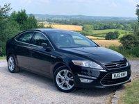 2012 FORD MONDEO 2.0 TITANIUM X TDCI 5d AUTO 161 BHP £4795.00