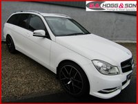 2013 MERCEDES-BENZ C CLASS 2.1 C220 CDI BLUEEFFICIENCY EXECUTIVE SE 5dr AUTO 170 BHP £8295.00