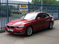 USED 2016 16 BMW 3 SERIES 2.0 316D SE 4dr Sat nav Rear park Alloys Low Miles with SatNav