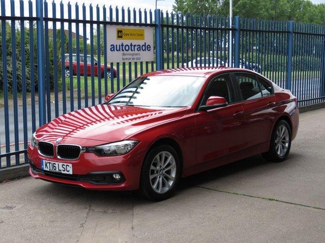 USED 2016 16 BMW 3 SERIES 2.0 316D SE 4dr Sat nav Rear park Alloys Low Miles with SatNav