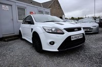 2010 FORD FOCUS RS 2.5 3dr ( 335 bhp ) £19995.00