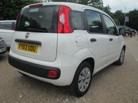 USED 2013 63 FIAT PANDA 1.2 POP 5d 69 BHP ONLY £30 FOR 12 MONTH ROAD TAX