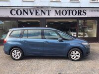 2016 CITROEN C4 GRAND PICASSO 1.6 BLUEHDI VTR PLUS 5d 118 BHP £9990.00